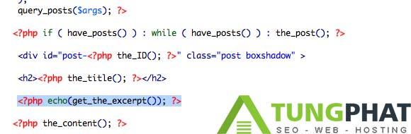Lệnh hiển thị ngày – tháng – tag – comment – tác giả trong wordpress