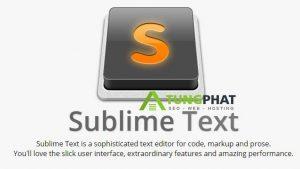 Hướng dẫn cài đặt sublime text 3 hỗ trợ mạnh mẽ viết code html5