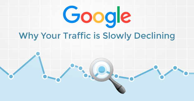 Google Analytics Giảm Traffic đột ngột