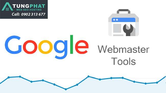 kiểm tra website bằng google webmaster tool