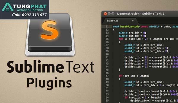 plugin sublime text 3