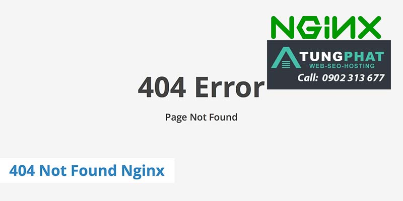 404 Not Found Nginx Là Gì ? Sửa Lỗi WordPress Chuyển Từ Apache Sang Nginx