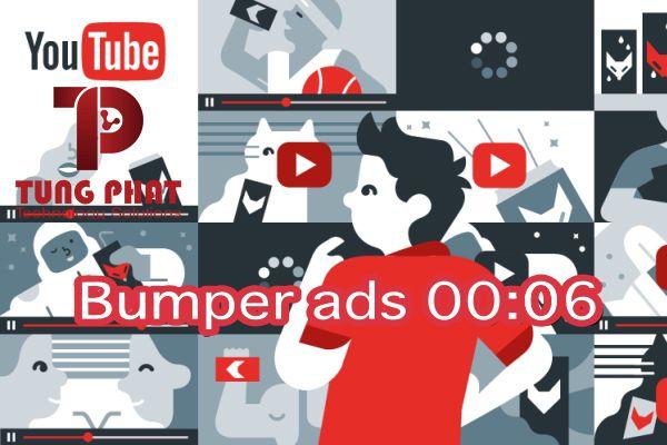 quảng cáo đệm trên youtube
