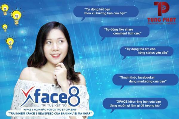 Công cụ hỗ trợ facebook Xface