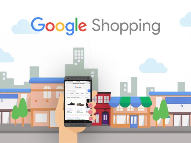 chạy adwords shopping