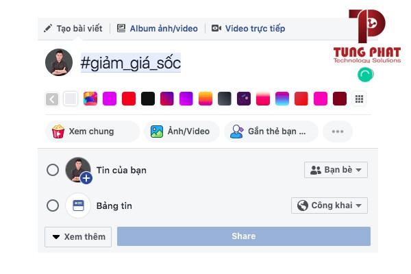 Lạm dụng hashtag khiến quảng cáo facebook không được phê duyệt