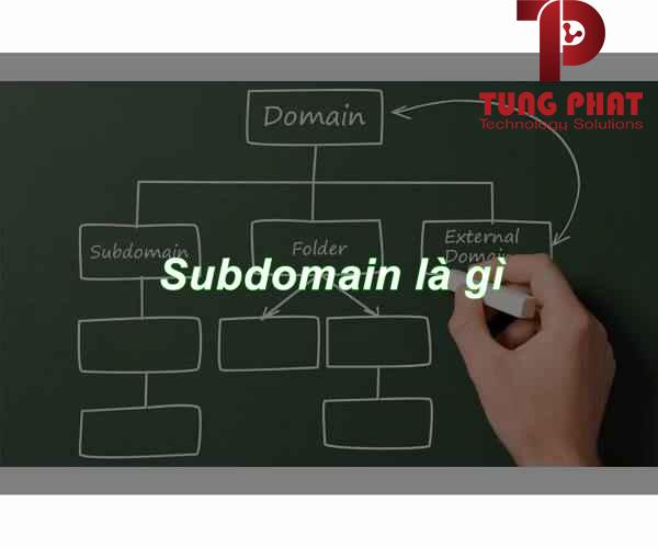 Sub Domain là gì ?