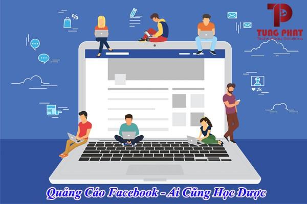 Lý do quảng cáo facebook - ai cũng học được