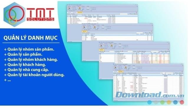 Phần mềm TMT