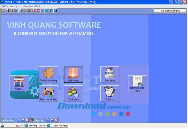 Phần mềm VQSOFT
