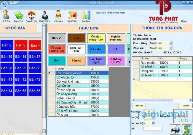 Phần mềm Relipos
