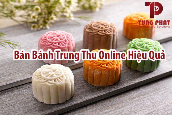 Bán bánh trung thu online