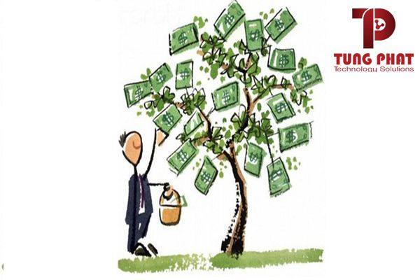 Kinh doanh online hái ra tiền