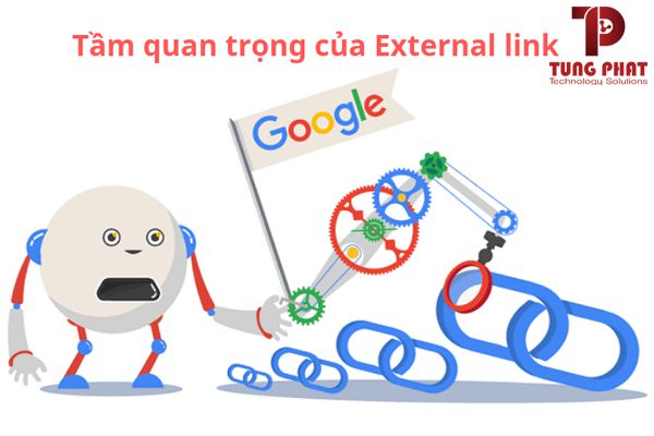 Vai trò của External link