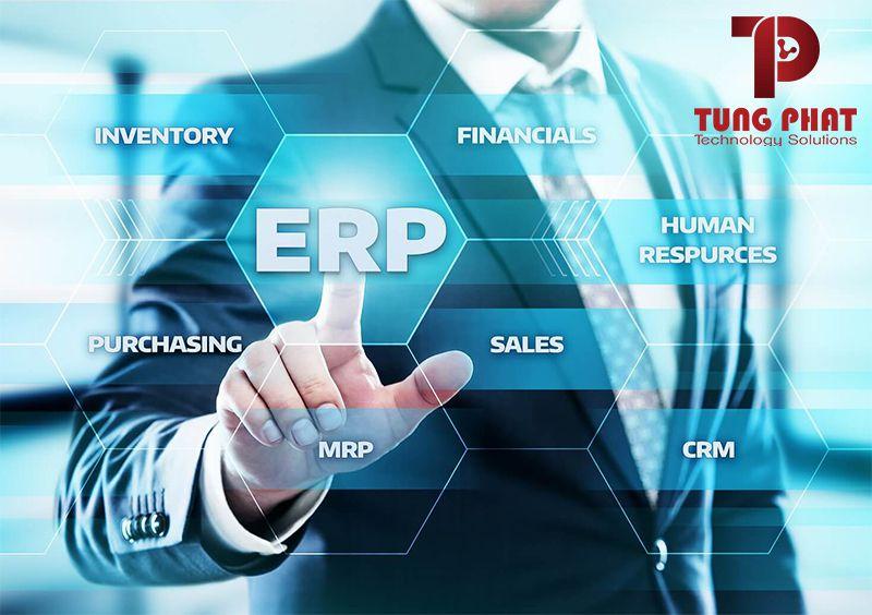 Hướng dẫn sử dụng phần mềm ERP