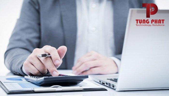 Phần mềm kế toán ERP