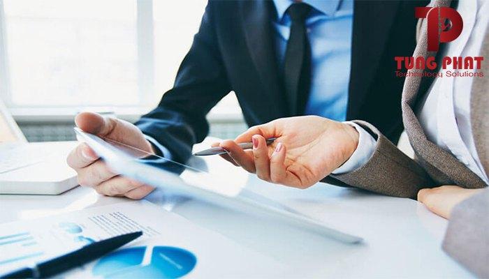 Cách sử dụng phần mềm kế toán ERP