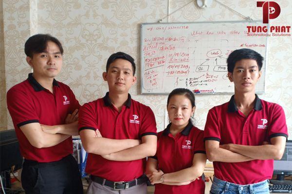 văn hóa đồng phục công ty
