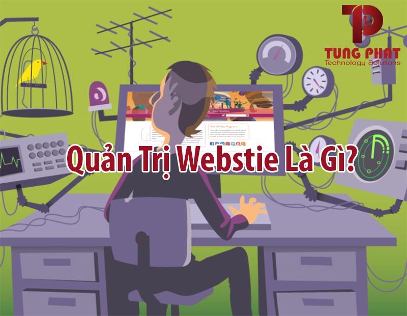 Quản trị website là gì ?