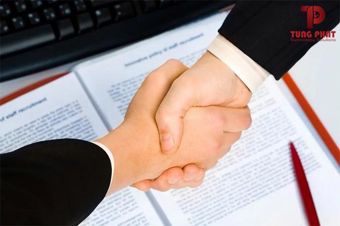 Yêu cầu nhất định phải có khi ký hợp đồng