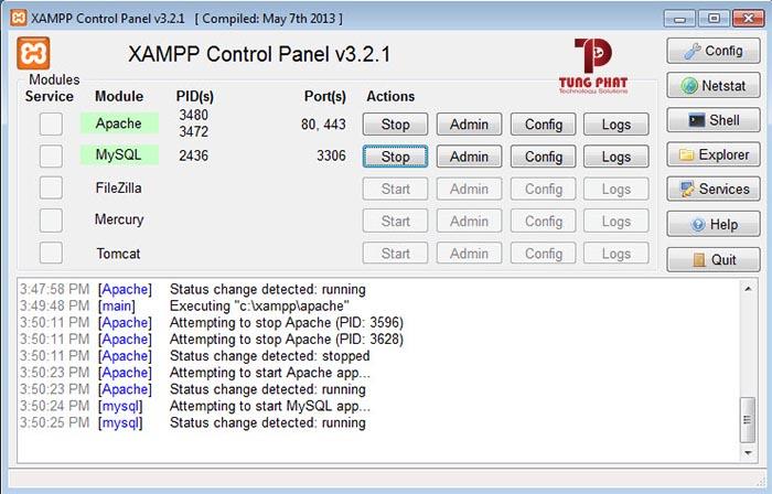 xampp-panel