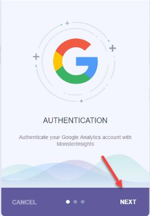 xác thực tài khoản google