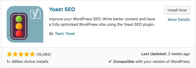 tạo sitemap cho website wordpress bằng yoast seo