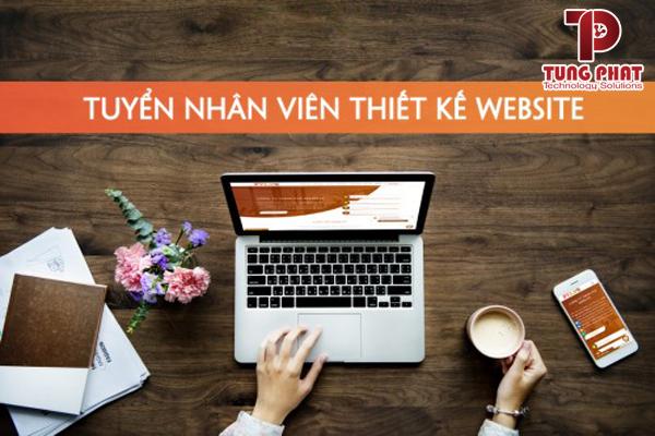 Tuyển dụng nhân viên thiết kế webiste