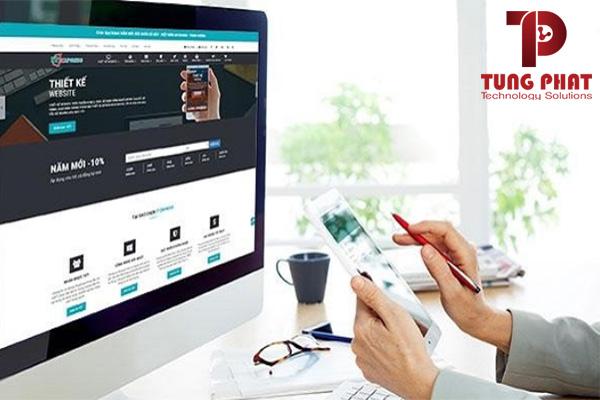 dịch vụ thiết kế website công ty vận tải