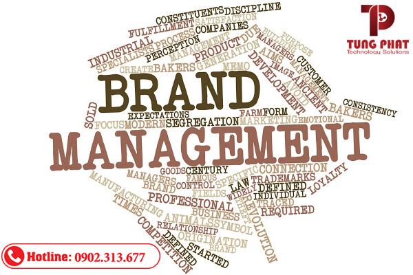 quản trị thương hiệu là gì