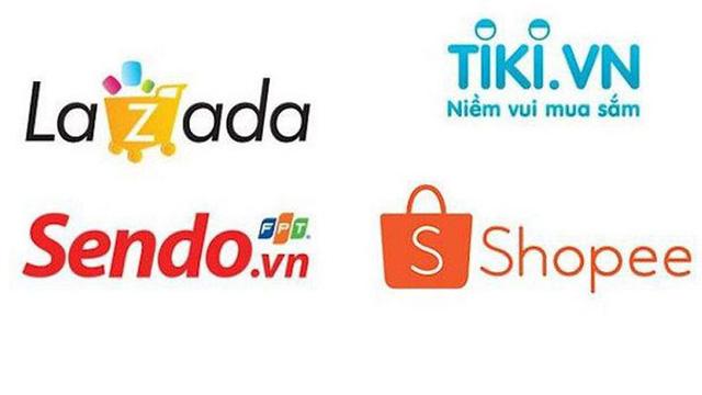 sàn thương mại điện tử Việt Nam