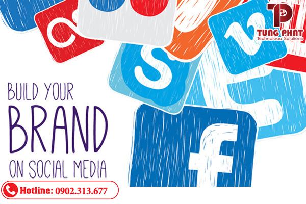 social media quản trị thương hiệu