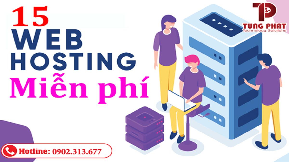 web hosting miễn phí