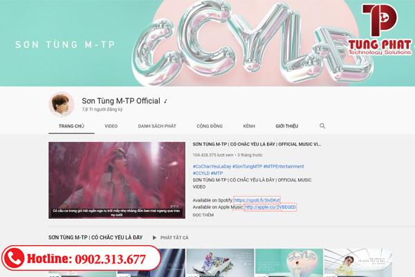 cách tăng sub youtube avatar cover