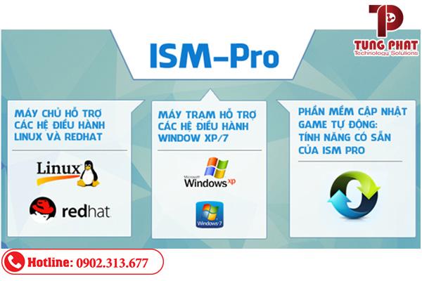 Phần mềm ISM - Pro