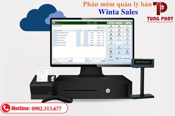 phần mềm quản lý bán hàng vinta sale