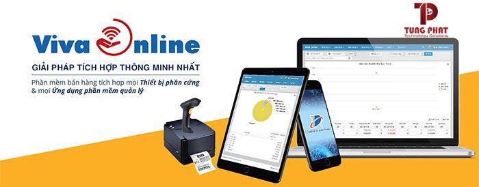 phần mềm quản lý bán hàng online viva