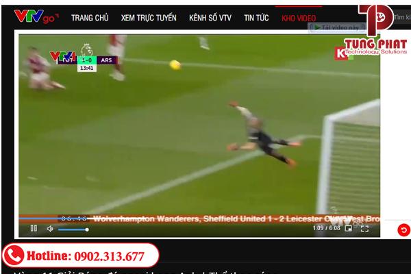vtv go ứng dụng xem đá bóng miễn phí