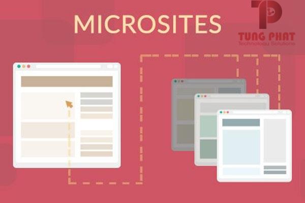 Các micro sites