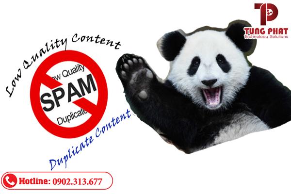 Thuật toán Google Panda ảnh hưởng rất lớn đến SEO